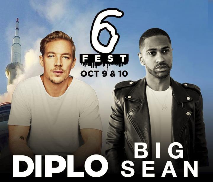 6 Fest Headliner Announcement