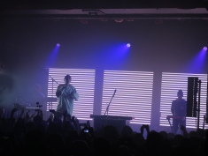LANY performs at the Mod Club Theatre in Toronto. (Photo credit: Angela McLean/RUtv News)