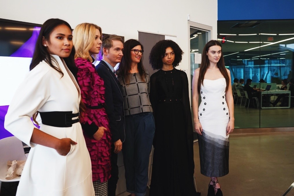 Canadian Designer Goes Behind The Seams Of His Collections At Ryerson Rutv News