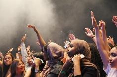 Crowd Shot - Sundown Music Festival