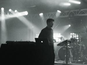 Felix Cartal performing at Canadian Radio Music Awards CMW