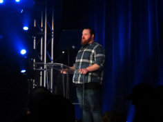Letterkenny K. Trevor Wilson hosting Canadian Radio Music Awards CMW