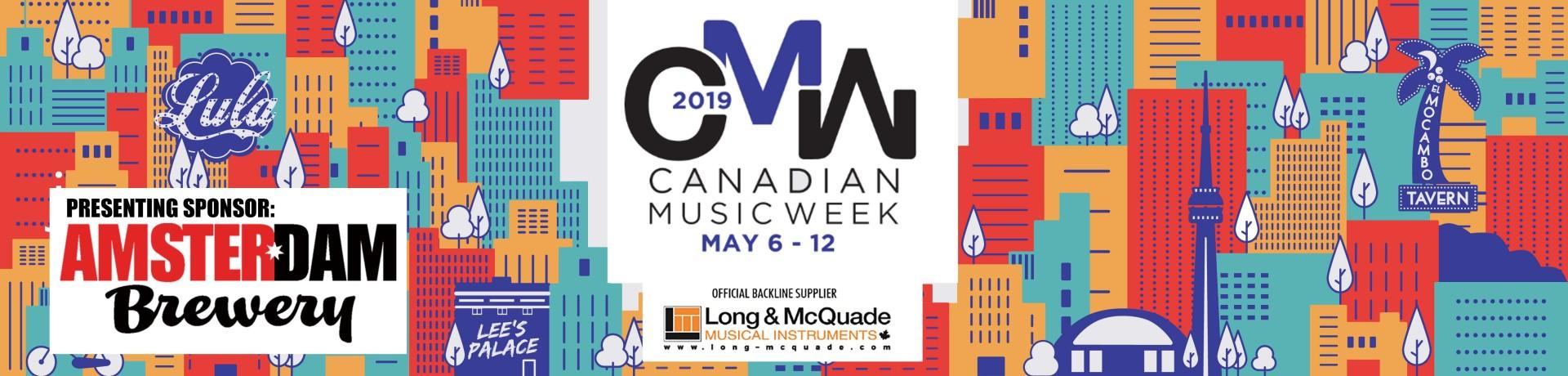 CMW 2019 festival header