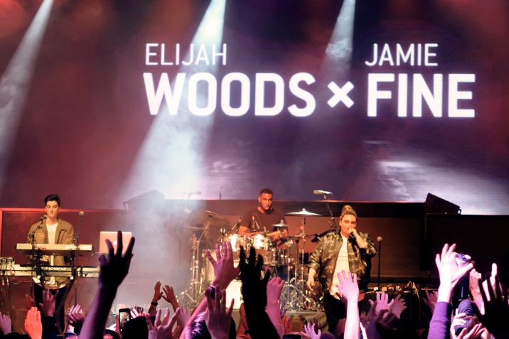 EWxJF - iHeartRadio FanFest