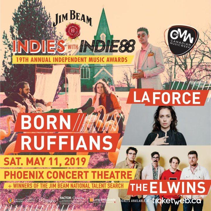 INDIES Toronto 2019 CMW poster