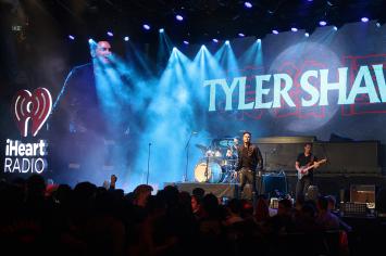 Tyler Shaw - iHeartRadio FanFest