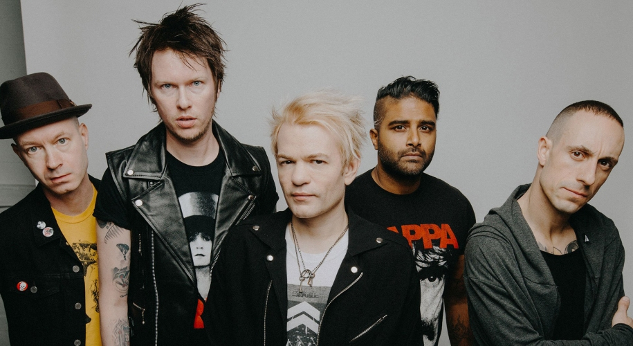 Sum 41 press photo